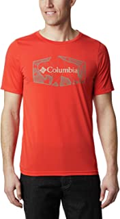 COR22 Terra Vale II Short Sleeve T-Shirt Maglietta da Uomo Uomo