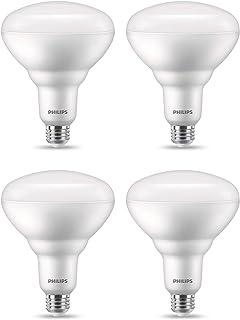 Philips LED 558056 High Lumen Dimmable BR40 Flicker-Free Flood Light Bulb with EyeComfort Technology: 2175-Lumen, 5000K, 2...