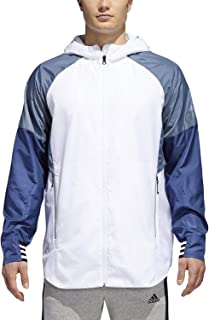 adidas Mens Sport ID Woven Shell Jacket