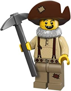 NEW LEGO WILD WESTERN PROSPECTOR COWBOYS MINIFIGURE PACK GOLD MADE OF LEGO PARTS