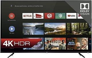 TCL Pantalla 50¨4K UHD Smart TV con Sistema Android TV y Dolby Vision 50A527