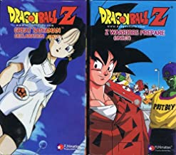 Dragonball Z: Assortment - Great Saiyman Declaration, Z Warriors Prepare, Androids Dr. Gero, World Tournamet the Draw, Trunks Prelude to Terror (15 Regular episodes) Plus Feature-Length episode, The History of Trunks