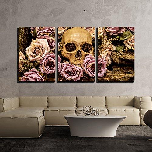 Gothic Art Canvas - 1