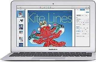 """Apple MacBook Air 13 - Ordenador portátil de 11.6"""" (Intel Core i5, 4 GB de RAM, 128 GB de Disco Duro, Intel HD Graphics 60..."""