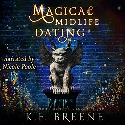Magical Midlife Dating: A Paranormal Women's Fiction Novel cover art