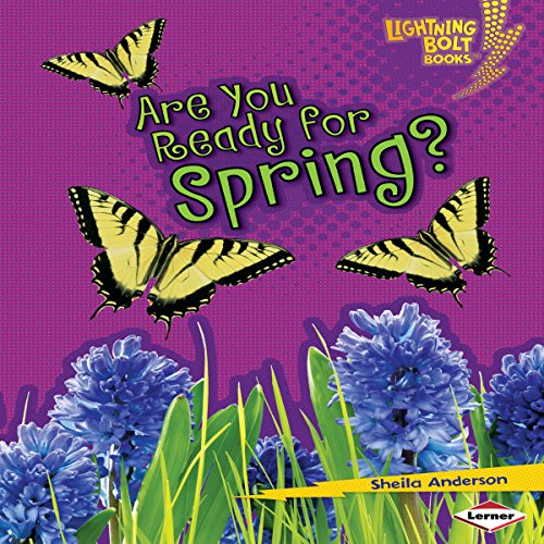 Are You Ready for Spring? copertina