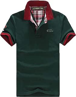 [Make 2 Be] カジュアル 半袖 ポロシャツ ゴルフ スポーツ ゴルフウェア MF19