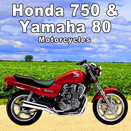 Yamaha 80cc Motorcycle Revs Engine 2