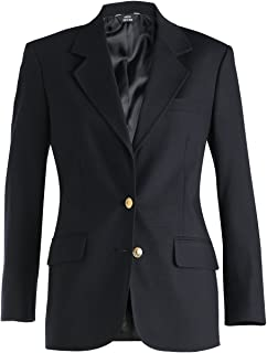 Best ladies navy blazer with brass buttons Reviews