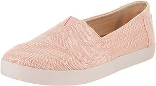80925b4dc29 TOMS Women s Avalon Slipon Woven Fashion Sneaker