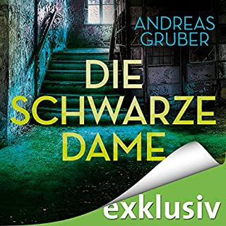 Die schwarze Dame audiobook cover art