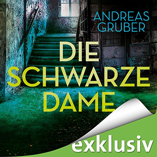 Die schwarze Dame audiobook cover art