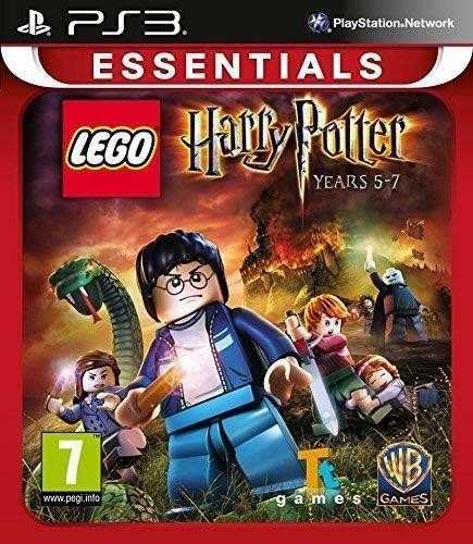 Lego Harry Potter: Years 5-7 PS3 [