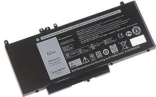 Hubei 7.6V 62Wh 6MT4T Batería para portátil para Dell Latitude E5470 E5570 7V69Y TXF9M 79VRK 07V69Y 6MT4T