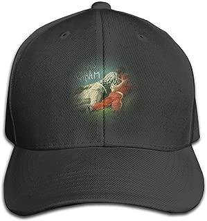 Custom Graphic Casual 7 Years Music Dancing Cap Hat Black