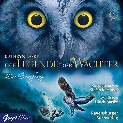Die Bewährung (Die Legende der Wächter 5) Titelbild