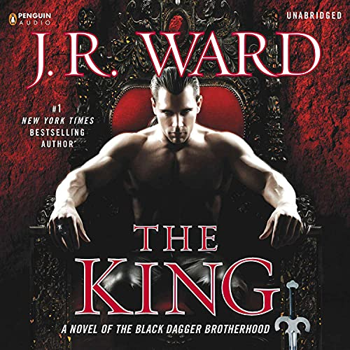 The King Audiobook By J. R. Ward cover art
