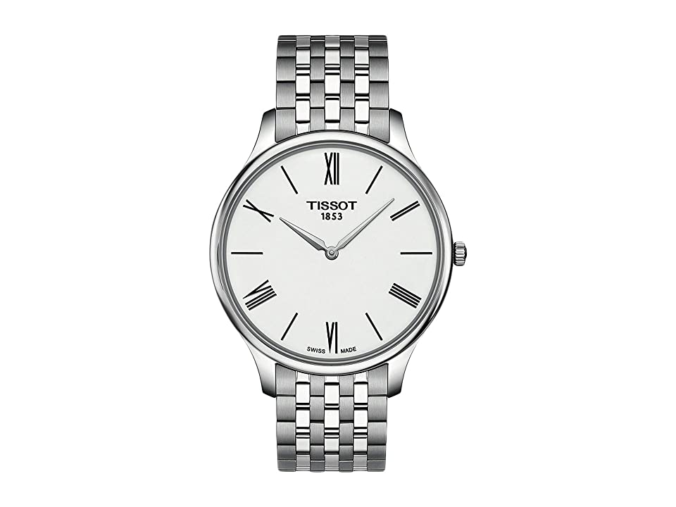 Tissot Tradition - T0634091101800 (White) Watches