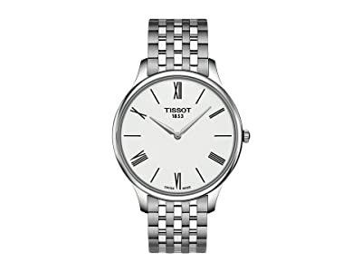 Tissot Tradition T0634091101800 (White) Watches