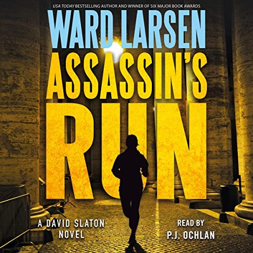 Assassin's Run cover art