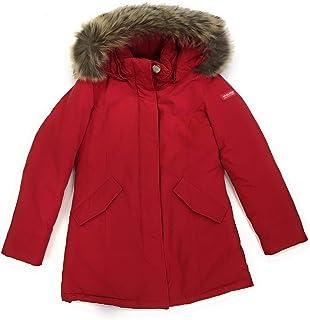3e4fbc1ba323cb Woolrich Arctic Bambina WKCPS1973 Red Giubbotto Inverno