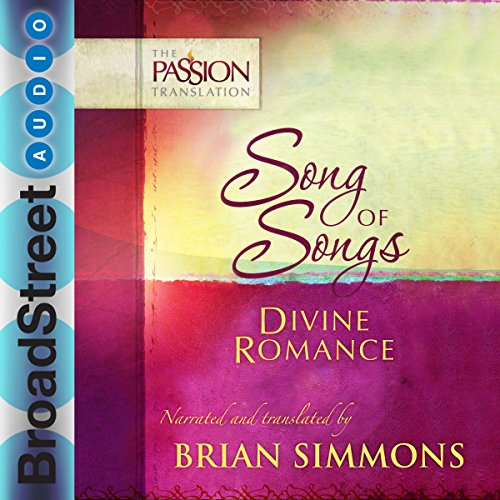 Song of Songs audiobook cover art