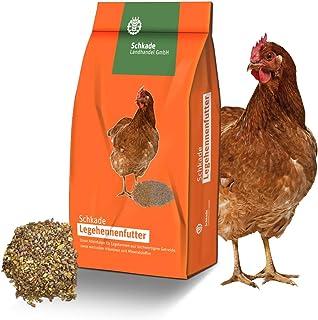 Schkade Landhandel GmbH Hühnerfutter gegen Milben als Legehennenfutter RoVoMil 25 kg, grob geschroten