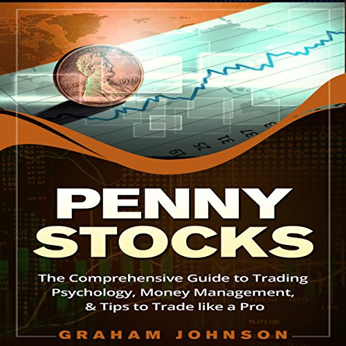 Penny Stocks: The No-Nonsense Start Guide to Investing & Trading Penny Stocks for Beginners Titelbild