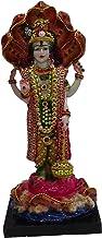 Lord Vishnu God Venkateshwara Idol Handicraft Statue Vishnu Avatar Spiritual Puja Vastu Showpiece Fegurine Religious Murti