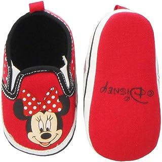 Disney Newborn/Infants Girls Minnie Mouse Slip On