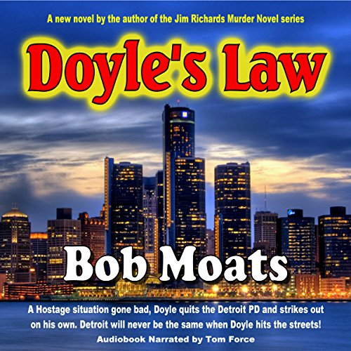 Doyle's Law audiobook cover art