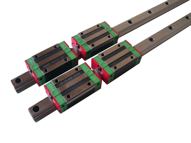 Joomen CNC 20MM Linear Guideway rail RM1605 ballscrew 900MM Linear Motion Kit