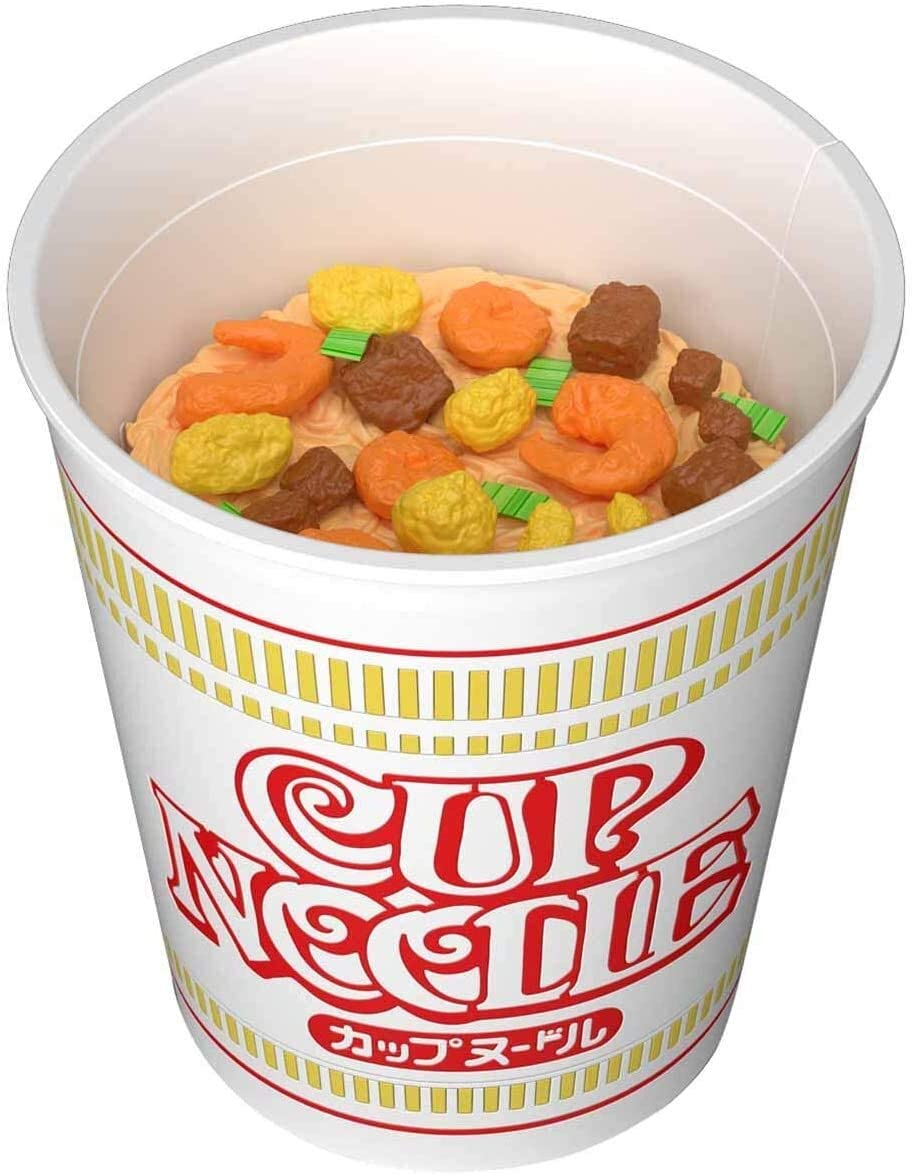 Bandai Hobby - 1 Cup Noodle NEW before selling OFFicial ☆ Best Hit Spirits Chronicle