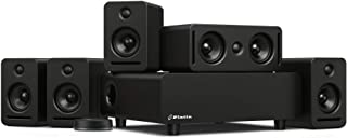 Platin Monaco 5.1 with WiSA SoundSend | Home Theater System for Smart TVs | Wireless Transmitter | Feature 5.1 Channels of...