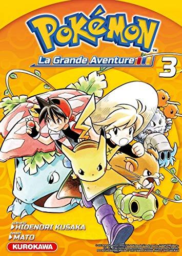 Pokémon - La Grande Aventure - tome 03 (3)