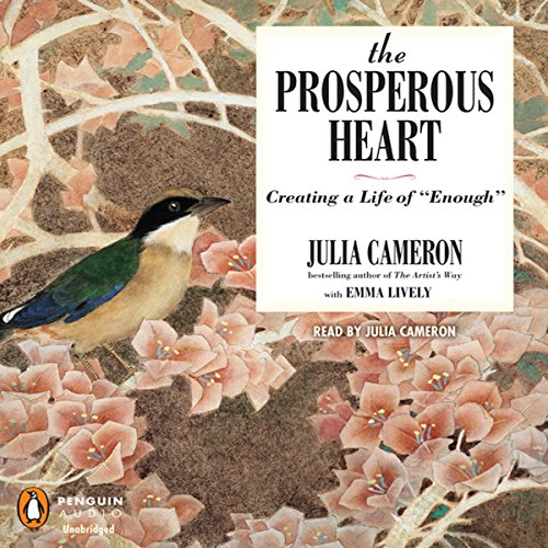 The Prosperous Heart audiobook cover art