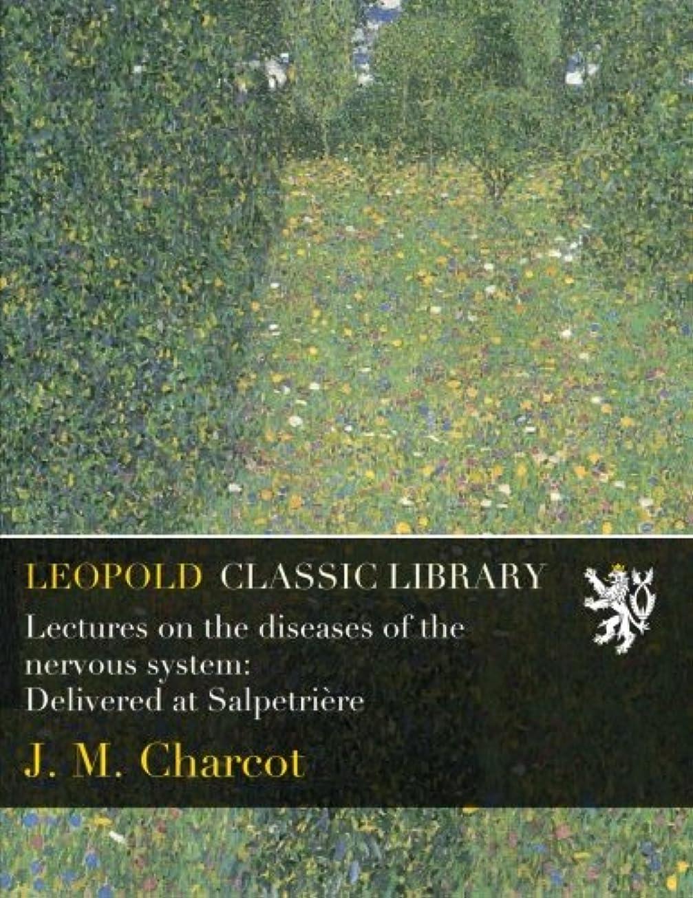思想ふりをするスカートLectures on the diseases of the nervous system: Delivered at Salpetrière
