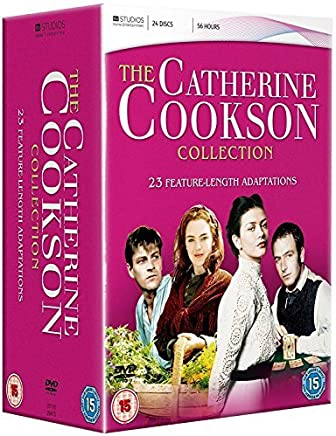 The Catherine Cookson Collection - 24-DVD Box Set ( The Moth / The Black Velvet Gown / The Black Candle / The Secret / The Mallen Streak / The Mallen Girls / The Mallen Secret / The Mallen Curse