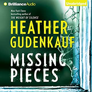 Missing Pieces audiobook cover art