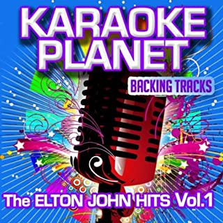 Lucy In the Sky With Diamonds (Karaoke Version In the Art of Elton John)