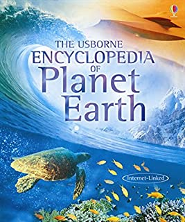 Encyclopedia of Planet Earth Claybourne, Anna and Doherty, Gill