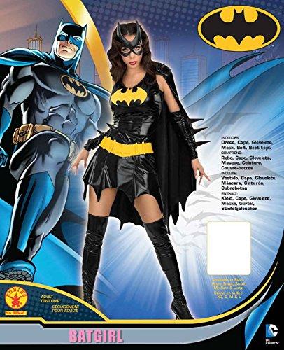 Batman - Disfraz de Batgirl para mujer, Talla XS adulto (Rubies ...