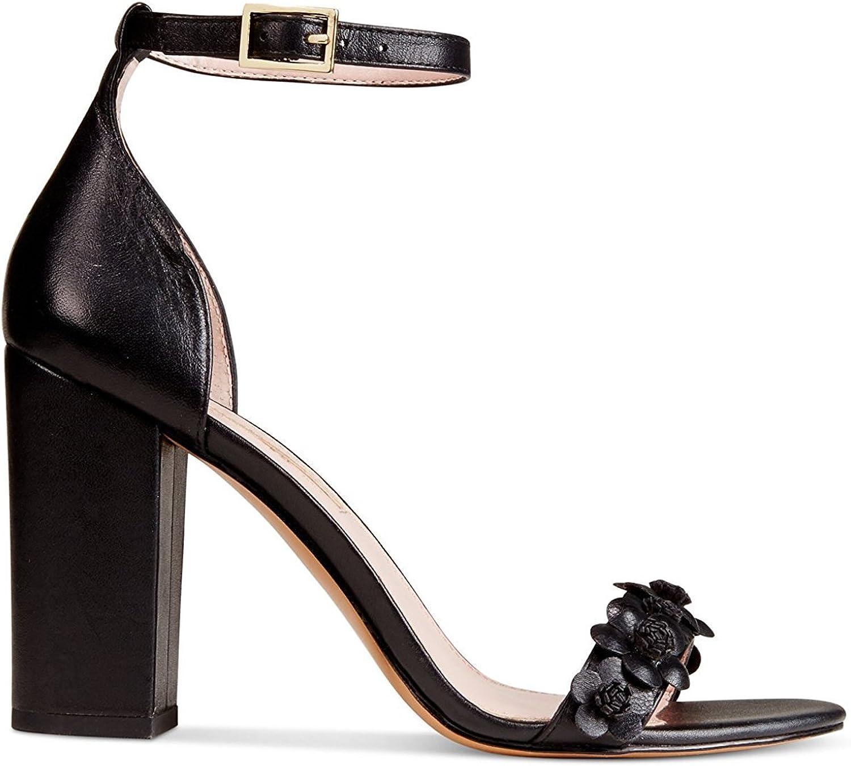 Avec Les Filles Michele Embellished Two-Piece Sandals