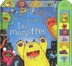 Livres Halloween : Les Monstres - Sons et images Usborne