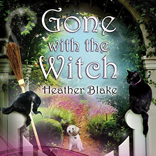 Gone with the Witch audiobook cover art