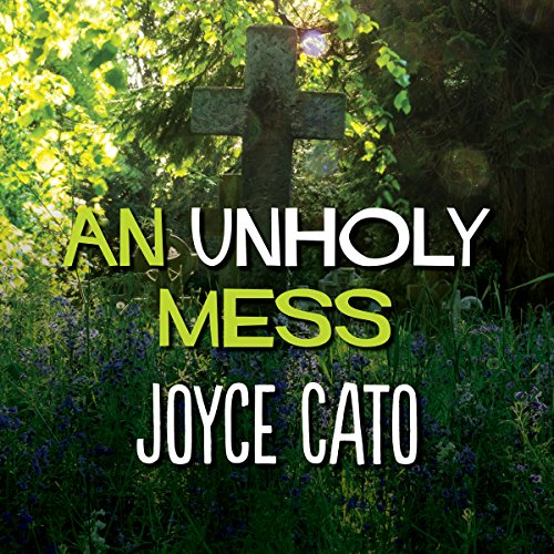 An Unholy Mess audiobook cover art