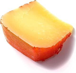 Spanish Cow Milk Cheese Aged Mahon - 1 pound