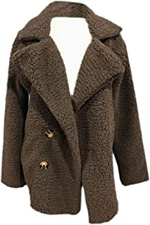 Womens Coat Jacket Ladies Casual Winter Parka Warm Outwears Outercoat