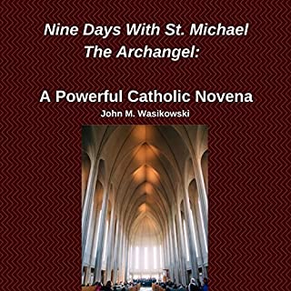 Nine Days with St. Michael the Archangel cover art