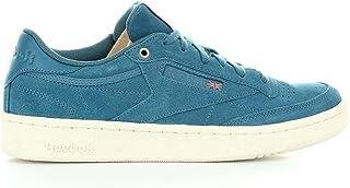 Reebok Herren Sportschuhe Club C 85 MCC Sneaker Blau CM9295 blau 509815